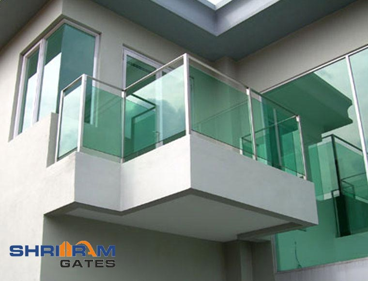 Balcony Railing,  Glass Railing11