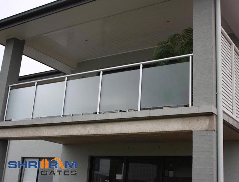 Balcony Railing, Glass Railing13