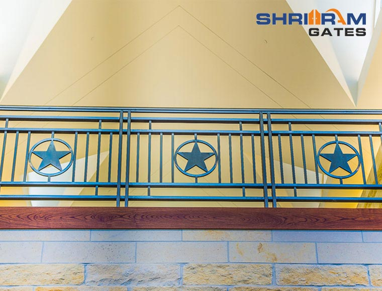 Stainless Steel Railing and  Wrought Iron Railing15