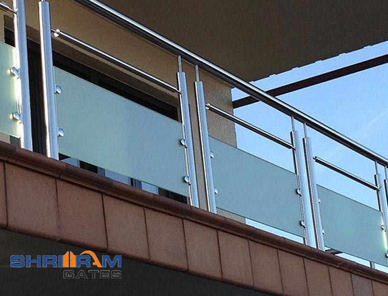 Balcony Railing,  Glass Railing20