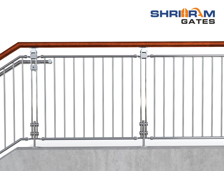 Stainless Steel Railing and  Wrought Iron Railing22