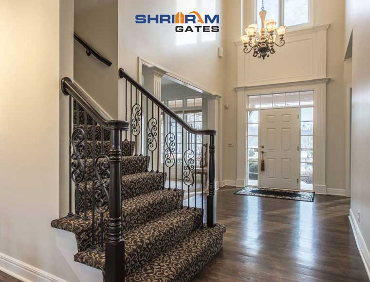 Stainless Steel Railing and  Wrought Iron Railing29