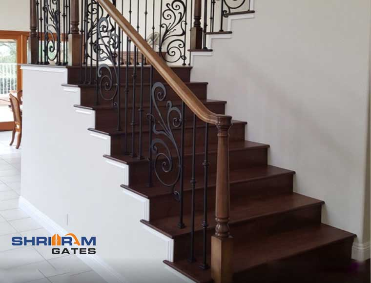 Stainless Steel Railing and  Wrought Iron Railing33