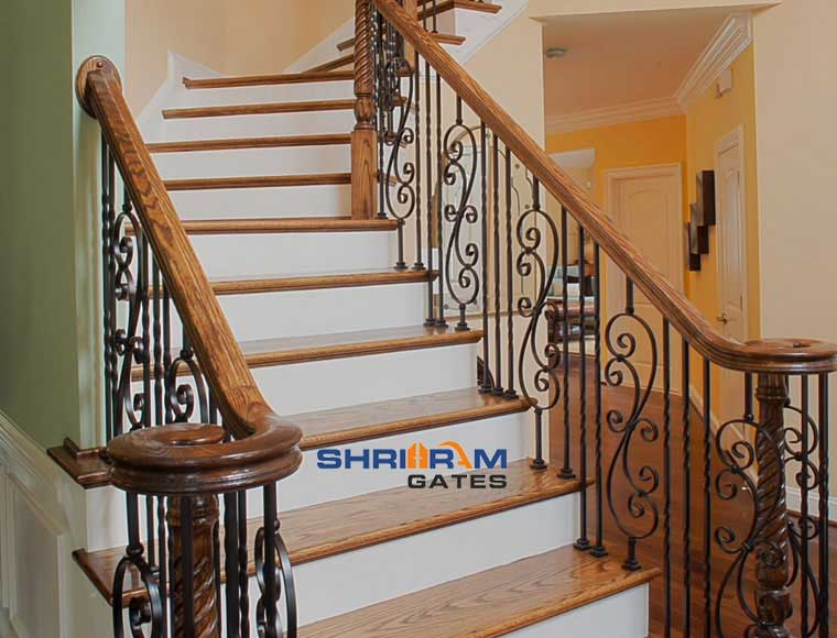 Stainless Steel Railing and  Wrought Iron Railing39