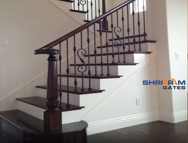 Stainless Steel Railing and  Wrought Iron Railing41