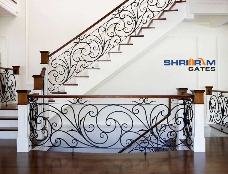 Stainless Steel Railing and  Wrought Iron Railing42