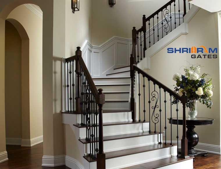 Stainless Steel Railing and  Wrought Iron Railing49