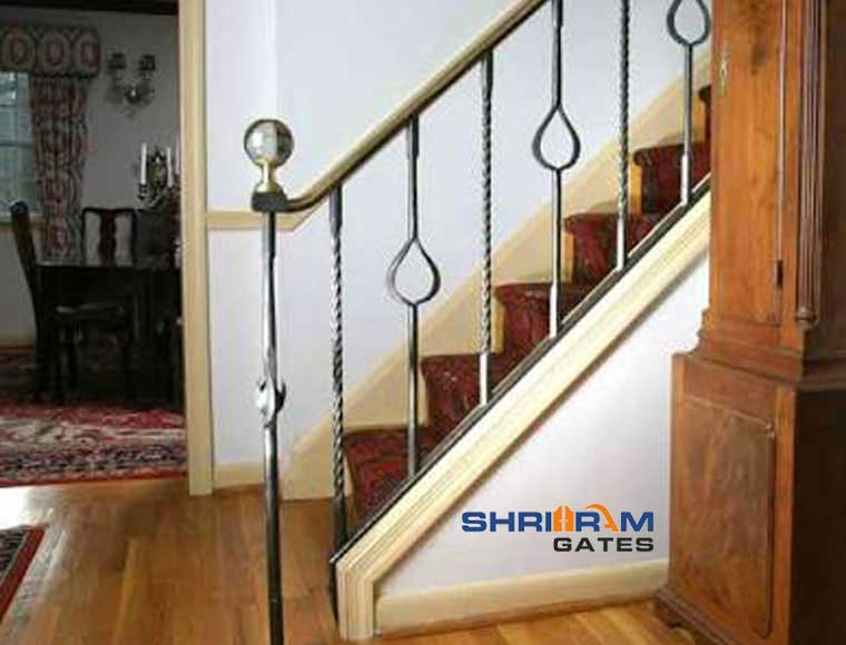 Stainless Steel Railing and  Wrought Iron Railing53
