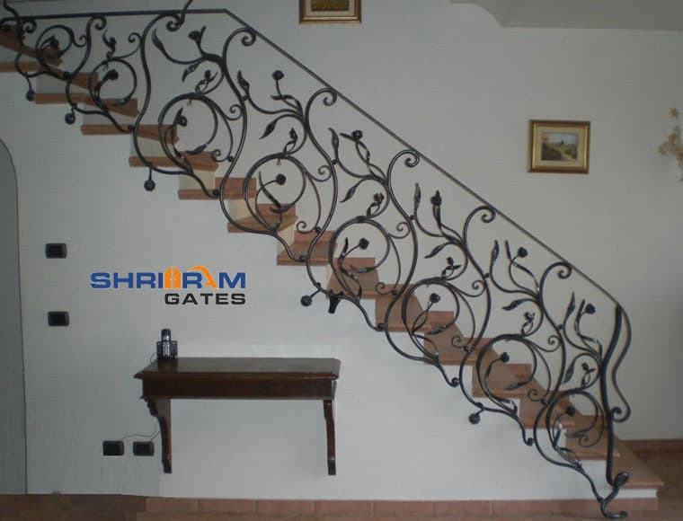 Stainless Steel Railing and  Wrought Iron Railing54