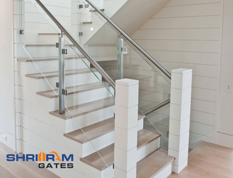 Balcony Railing,  Glass Railing55