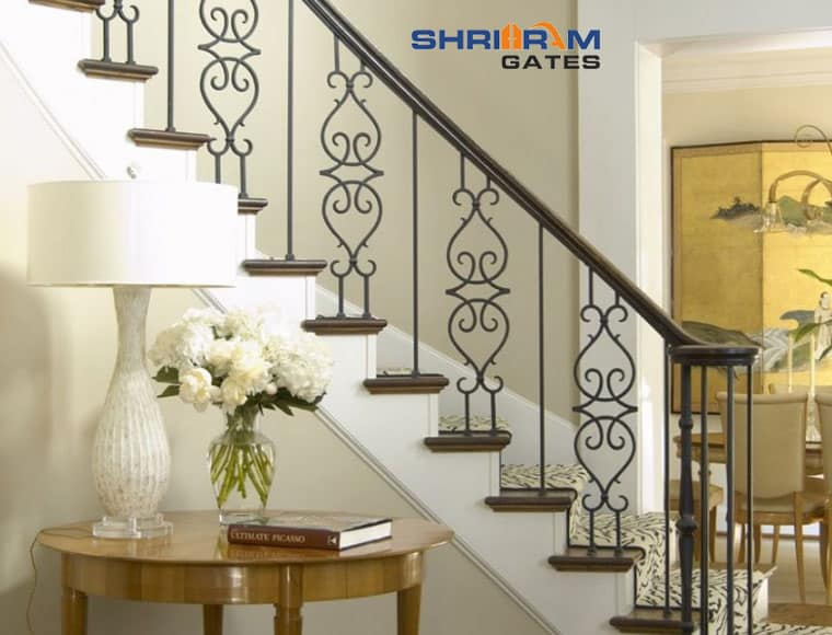 Stainless Steel Railing and  Wrought Iron Railing56