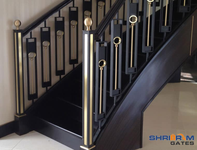 Stainless Steel Railing and  Wrought Iron Railing57