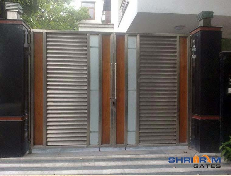 Stainless Steel Gates price in Faridabad