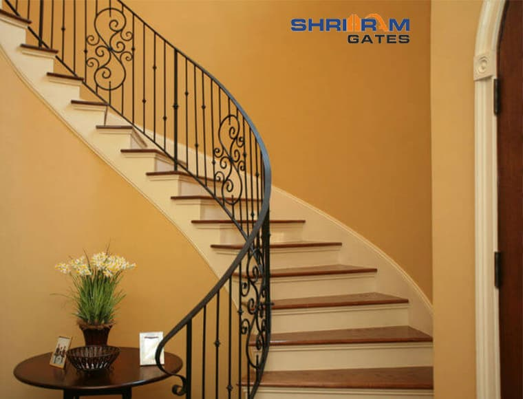 Stainless Steel Railing and Wrought Iron Railing14