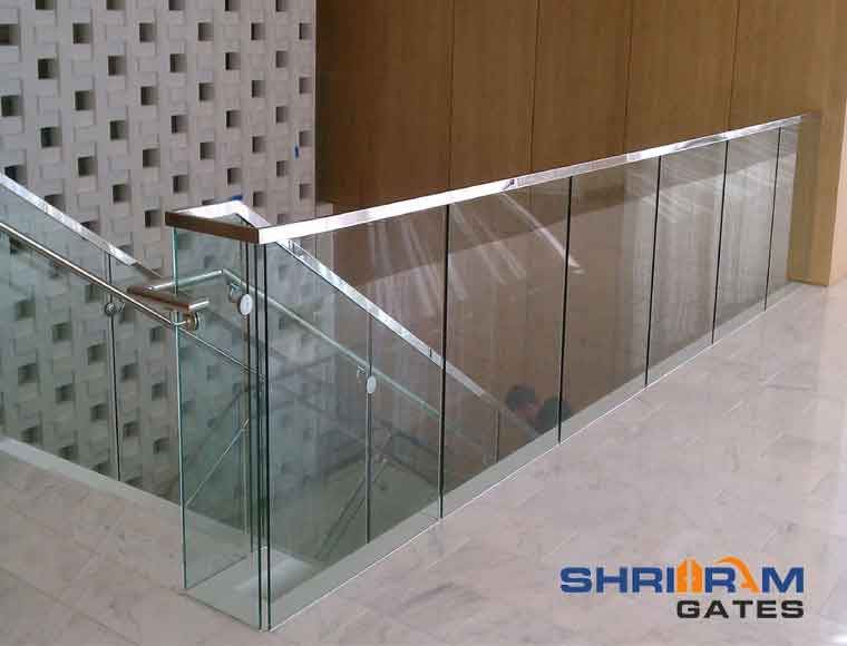 Balcony Railing,  Glass Railing64