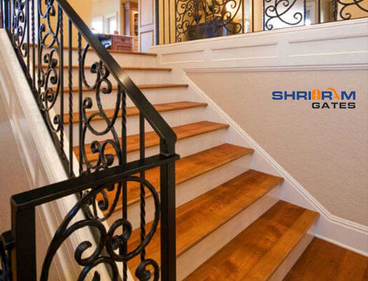 Stainless Steel Railing and Wrought Iron Railing5