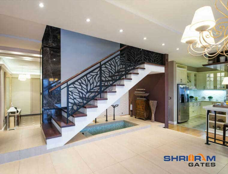 Stainless Steel Railing and Wrought Iron Railing4