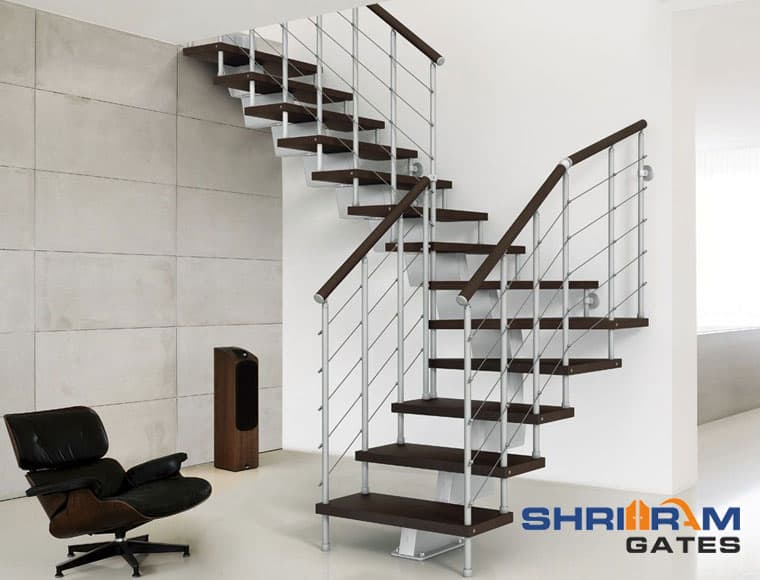 Stainless Steel Railing and  Wrought Iron Railing69