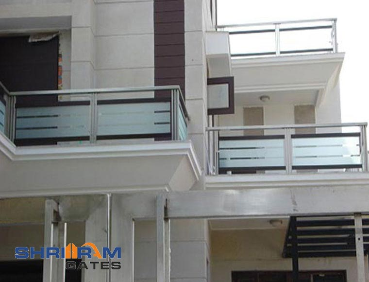 Balcony Railing,  Glass Railing7