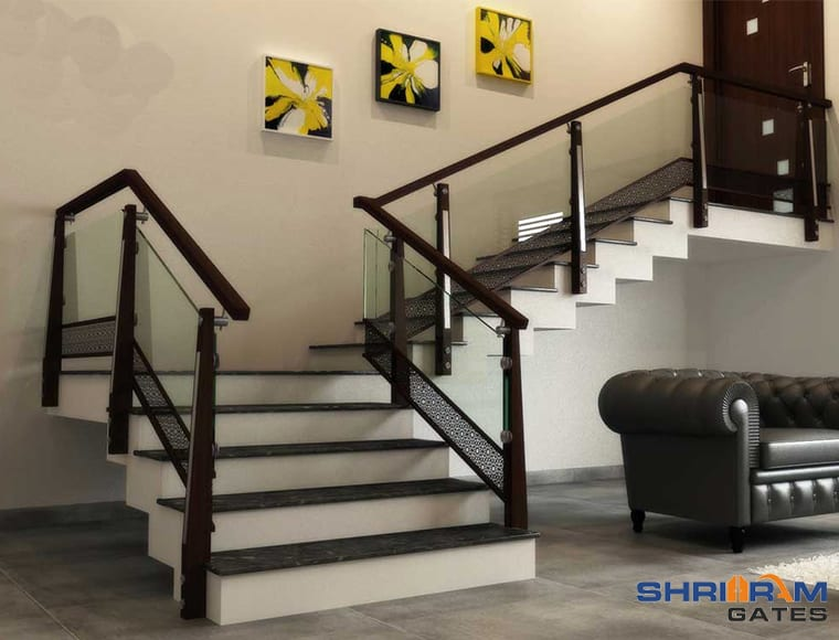 Stainless Steel Railing and Wrought Iron Railing11